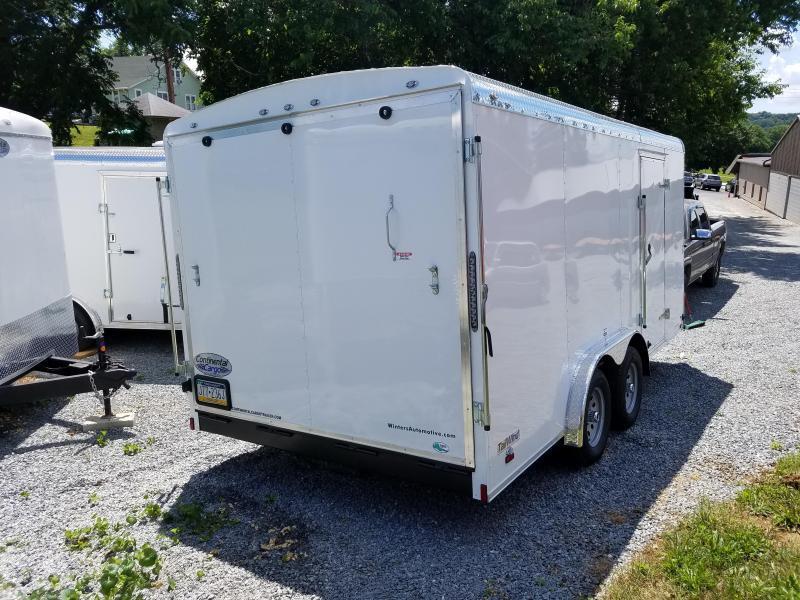 2020 Continental Cargo TW816TA2 Enclosed Cargo Trailer