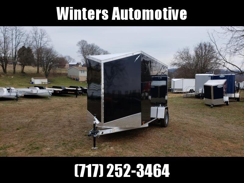 2020 Lightning Trailers LTF612SA Enclosed Cargo Trailer
