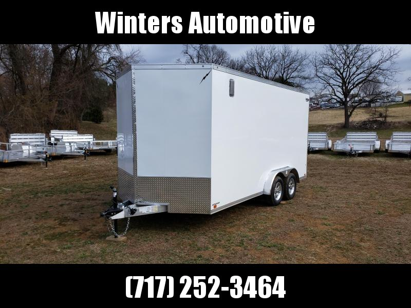 2020 Lightning Trailers LTF716TA2 Enclosed Cargo Trailer