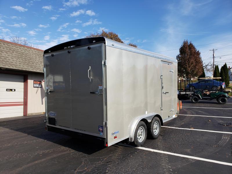 2020 Continental Cargo TW8x14TA2 Enclosed Cargo Trailer
