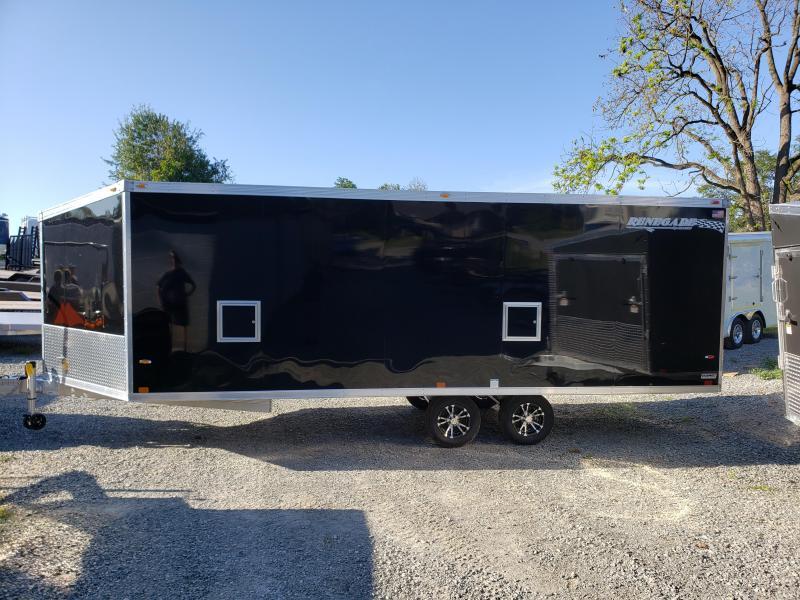 2020 Renegade REES82065TA Snowmobile Trailer