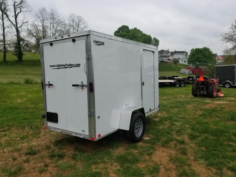 2020 Lightning Trailers LTF510SA Enclosed Cargo Trailer