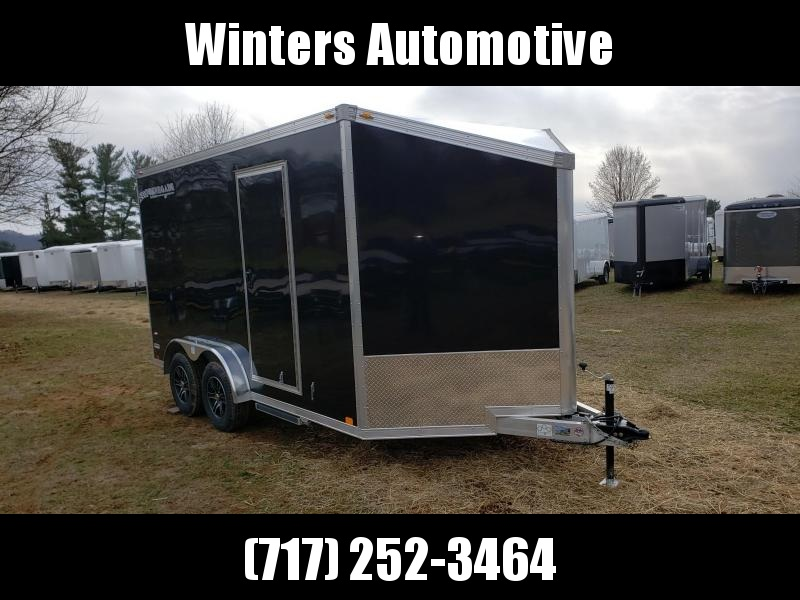 2020 Rance Aluminum Trailers REEC714TA2 Enclosed Cargo Trailer