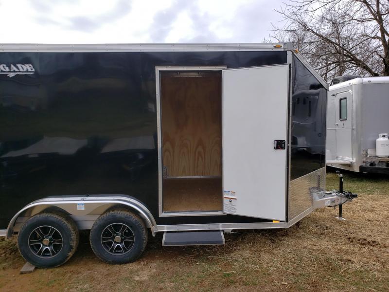 2020 Rance Aluminum Trailers REEC714TA2 Enclosed Cargo Trailer