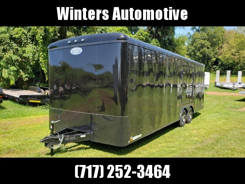 2020 Continental Cargo TW824TA3 Car / Racing Trailer