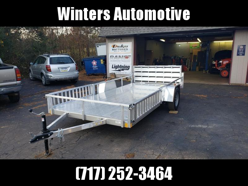 2020 Rance Aluminum Trailers RRU6514SA ATV Trailer