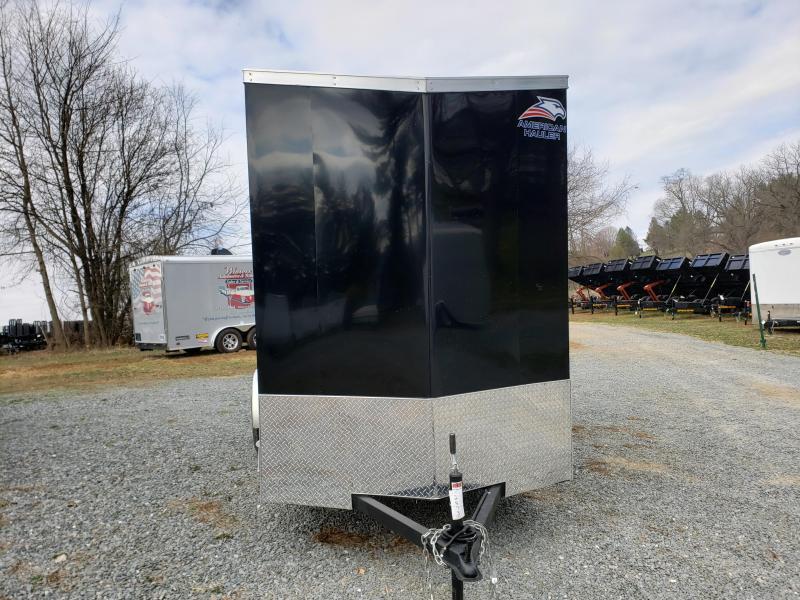 2020 American Hauler NH612SA Enclosed Cargo Trailer