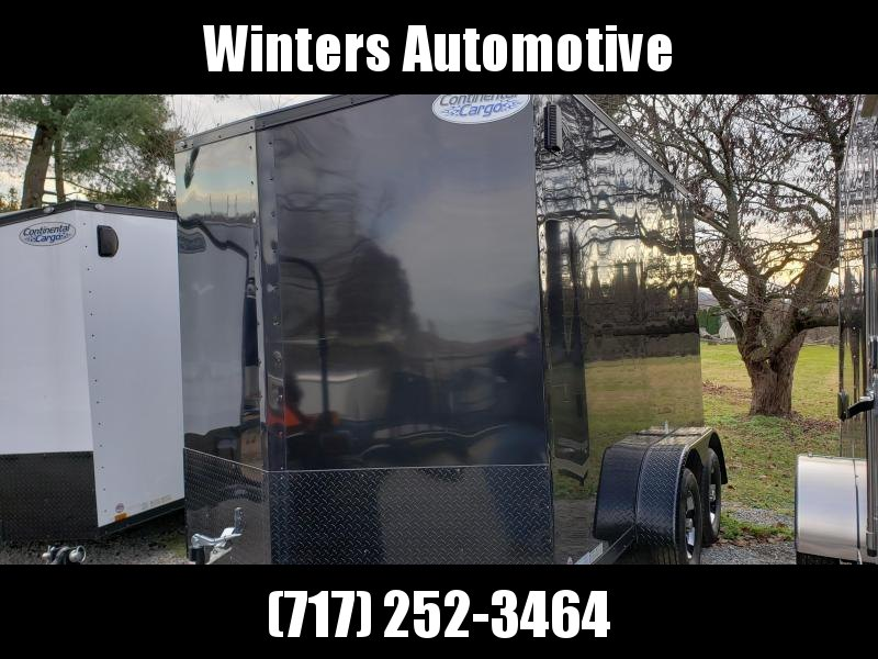 2020 Continental Cargo V 7X12TA Enclosed Cargo Trailer