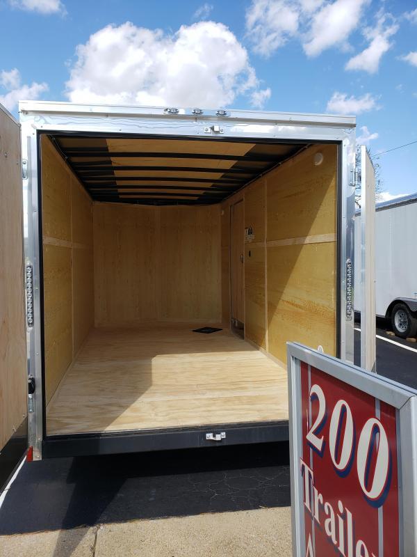 2020 Continental Cargo VHW714TA2 Enclosed Cargo Trailer