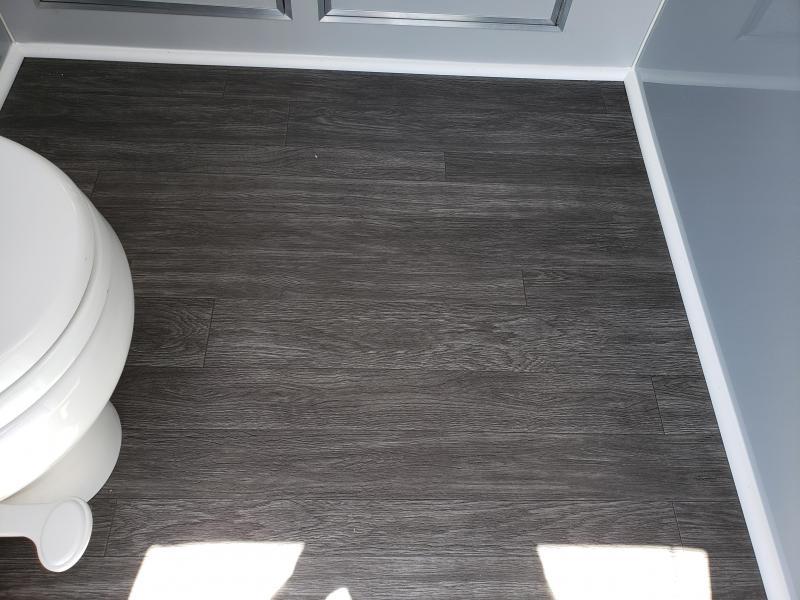 2020 Forest River 612SA 2 STALL Restroom / Shower Trailer