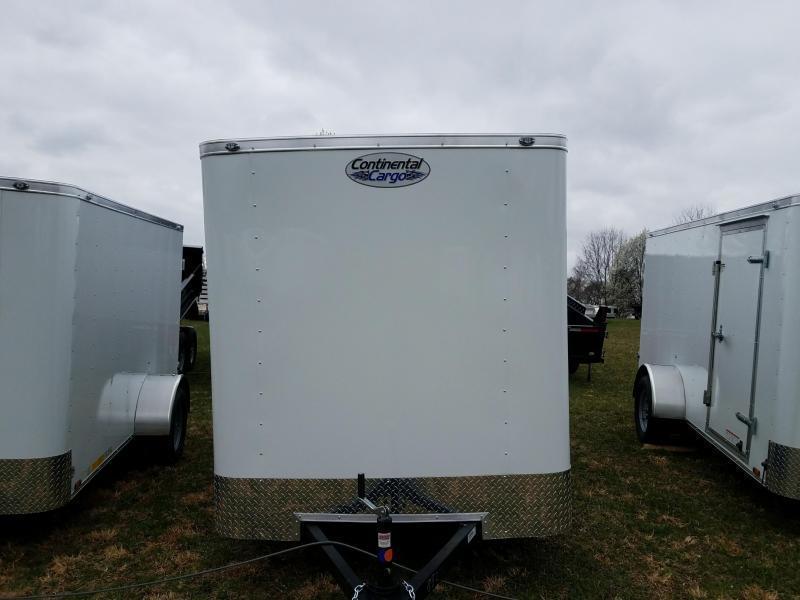 2019 Continental Cargo RS610SA Enclosed Cargo Trailer