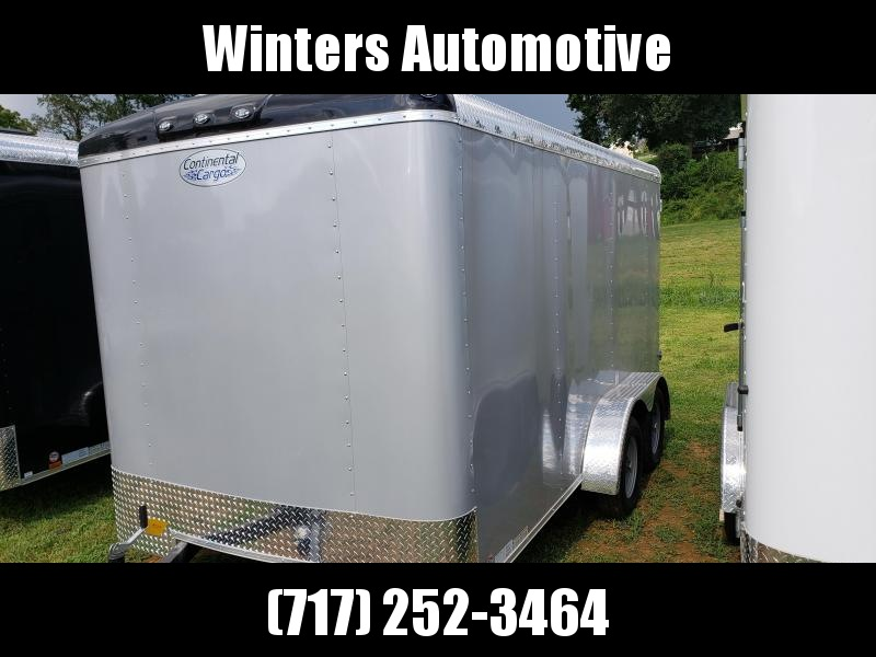 2020 Continental Cargo TW714TA2 Enclosed Cargo Trailer
