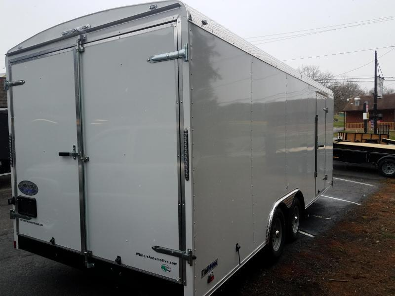 2020 Continental Cargo TW818TA2 Enclosed Cargo Trailer