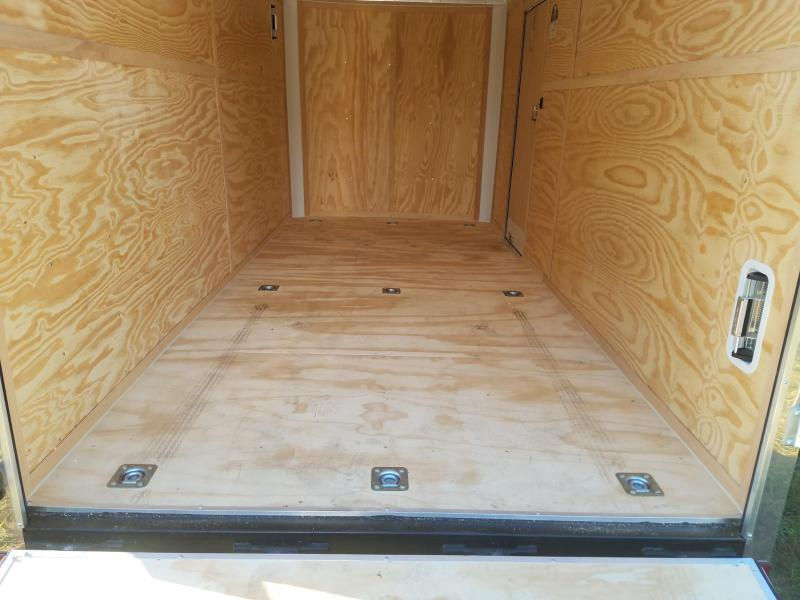 2019 Continental Cargo ELITE 716TA2 Enclosed Cargo Trailer