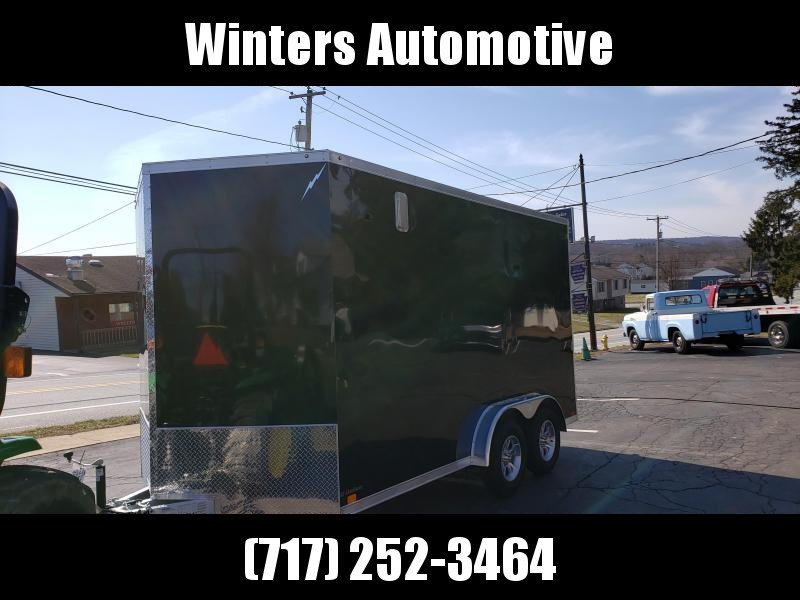 2020 Lightning Trailers ltf714ta2 Enclosed Cargo Trailer