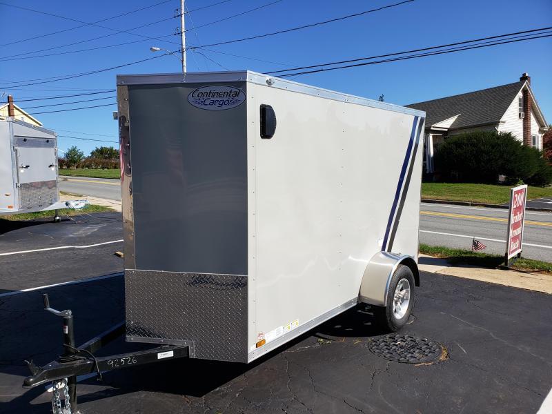 2020 Continental Cargo VHW510SA Enclosed Cargo Trailer