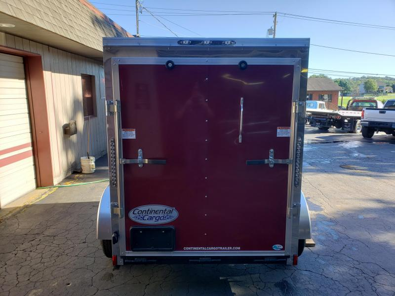 2020 Continental Cargo VHW58SA Enclosed Cargo Trailer