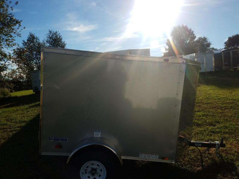 2019 Continental Cargo VHW46SA Enclosed Cargo Trailer