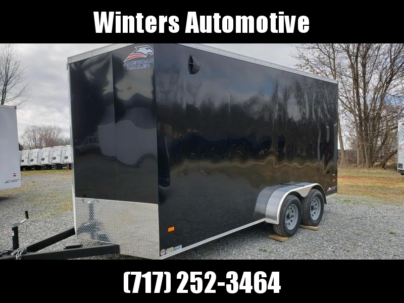 2020 American Hauler NH716TA2 Enclosed Cargo Trailer