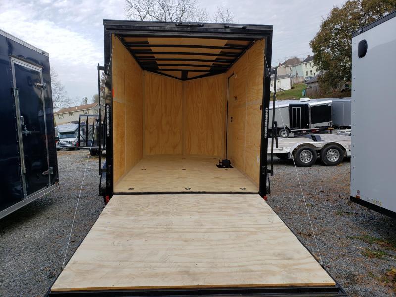 2020 Continental Cargo VHW712TA2 Enclosed Cargo Trailer
