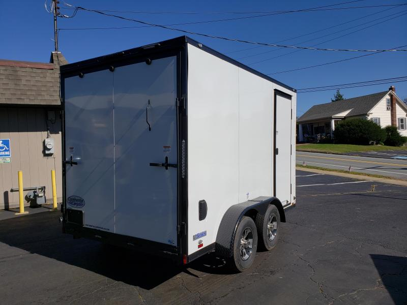 2020 Continental Cargo VHW712TA2 Enclosed Cargo Trailer