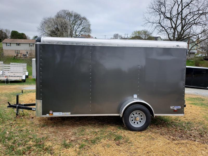 2020 Continental Cargo TW612SA Enclosed Cargo Trailer