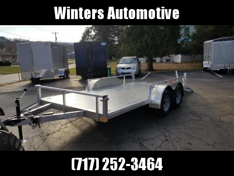 2020 Rance Aluminum Trailers RRU6516TA2 ATV Trailer