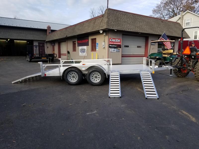 2020 Rance Aluminum Trailers RRU6516TA2 ATV Trailer