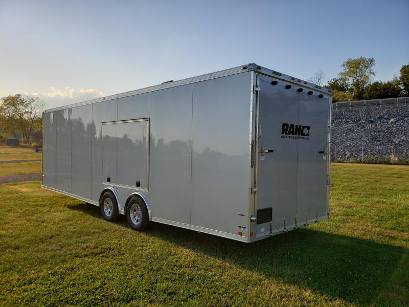 2020 Renegade RECHN828TA3 Car / Racing Trailer