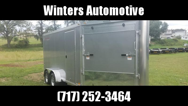 2020 Renegade REES71465TA Snowmobile Trailer