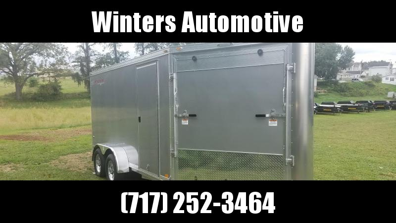 2020 Renegade REES71465TA Snowmobile Trailer