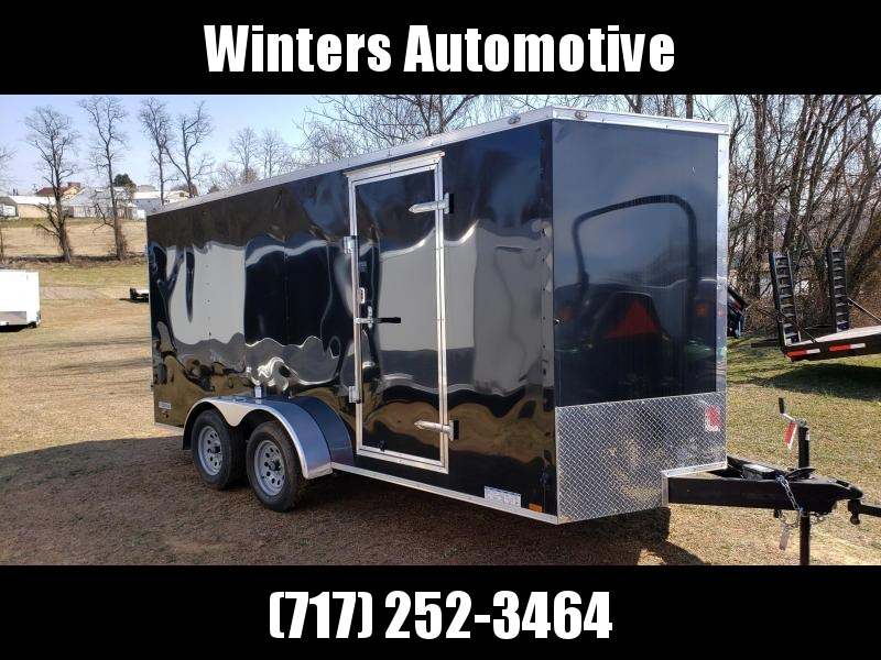 2020 Continental Cargo VHW716TA2 Enclosed Cargo Trailer