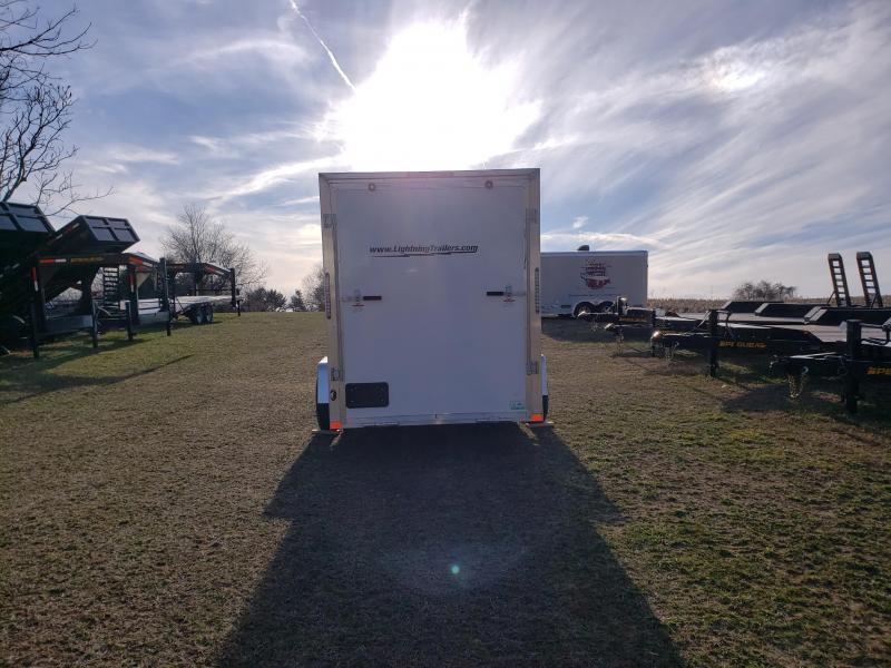 2020 Lightning Trailers LTF612SA Enclosed Cargo Trailer