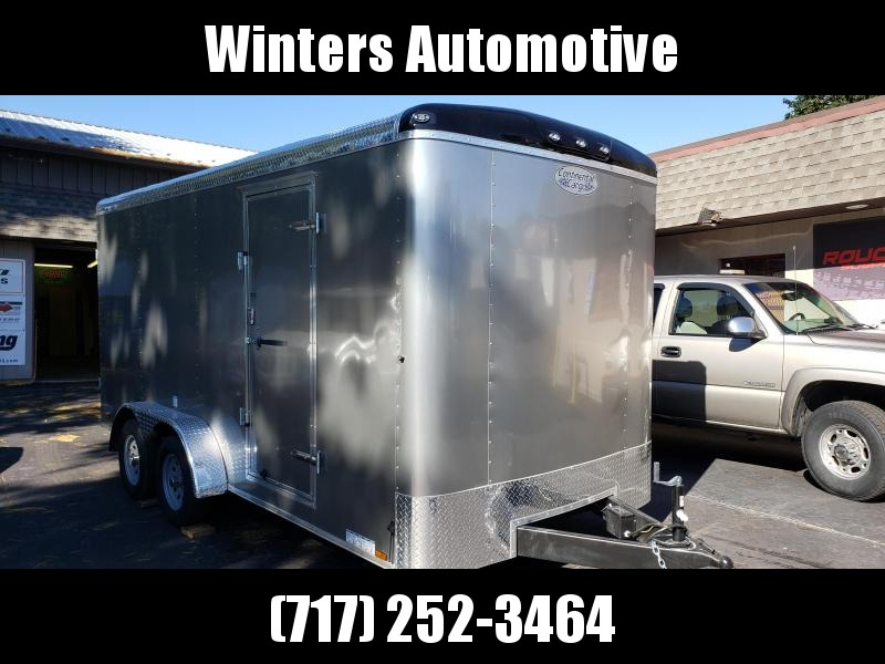 2020 Continental Cargo TW716TA2 Enclosed Cargo Trailer