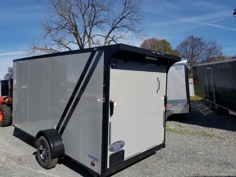 2020 Continental Cargo V 6.5X14 SA Enclosed Cargo Trailer
