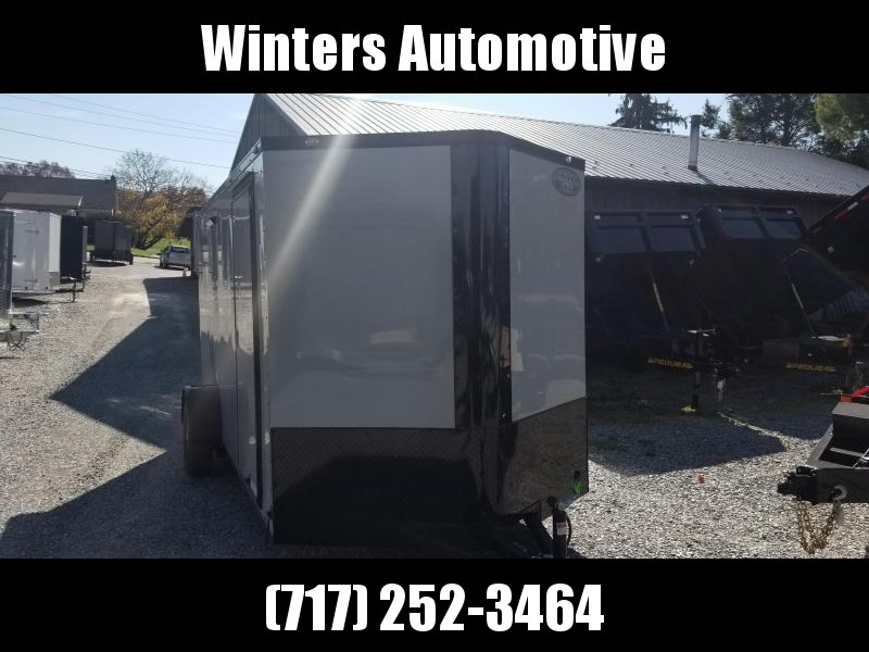 2020 Continental Cargo V 6.5X14 SA Enclosed Cargo Trailer