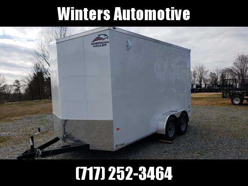 2020 American Hauler NH714TA2 Enclosed Cargo Trailer
