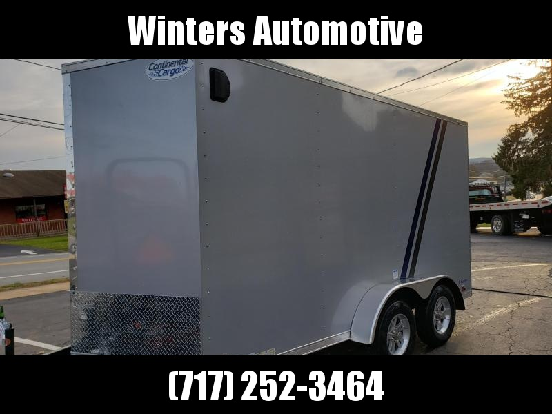 2020 Continental Cargo vhw714ta2 Enclosed Cargo Trailer