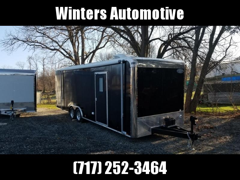 2019 Continental Cargo AM8.5X26TA3 Car / Racing Trailer