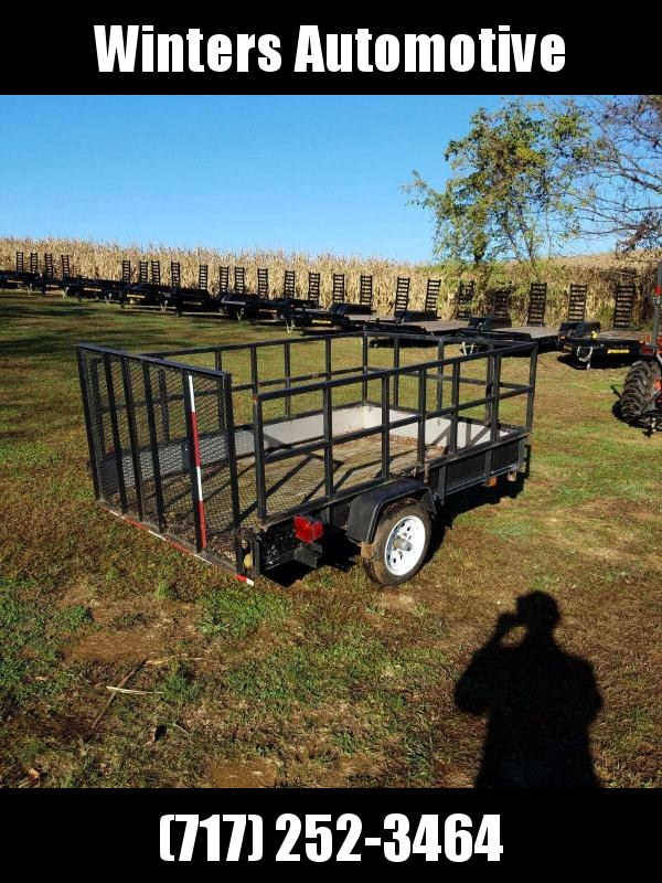 2010 Carry-On 5 X 8 Utility Trailer