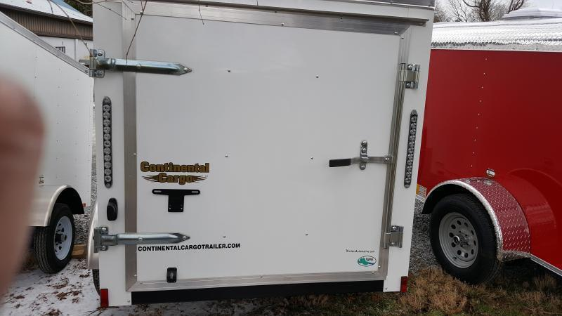 2020 Continental Cargo RS58SA Enclosed Cargo Trailer