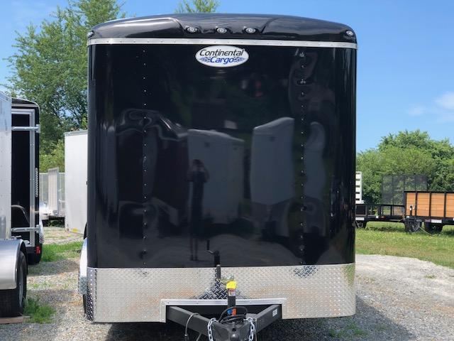 2019 Continental Cargo TW712TA2 Enclosed Cargo Trailer
