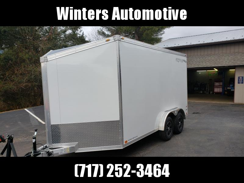 2020 Rance Aluminum Trailers REEC 7.5X14 TA Enclosed Cargo Trailer