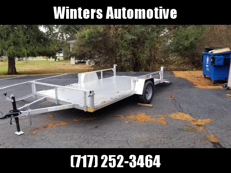 2020 Rance Aluminum Trailers RRU6512SA ATV Trailer
