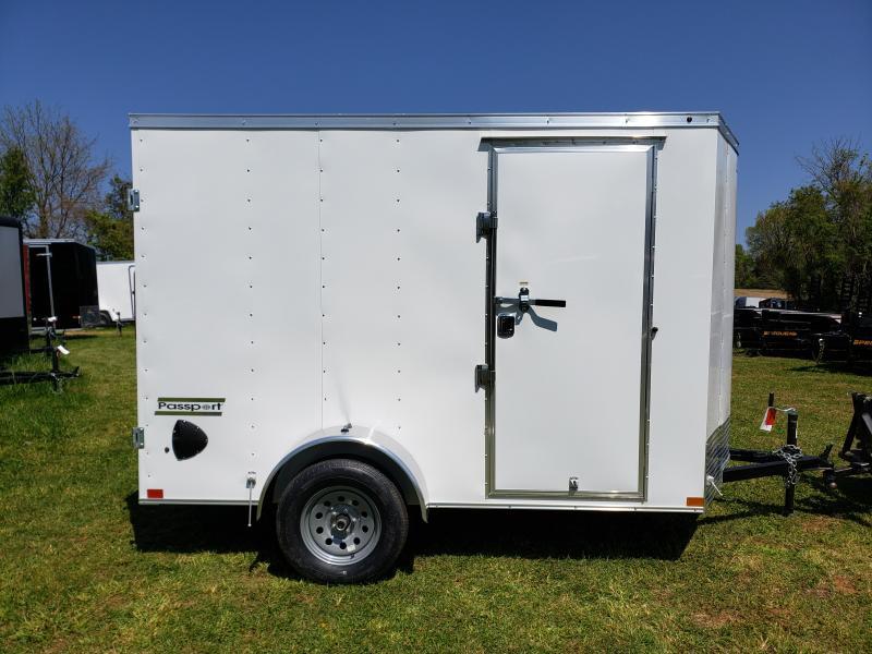 2020 Haulmark PP610S2-D Enclosed Cargo Trailer