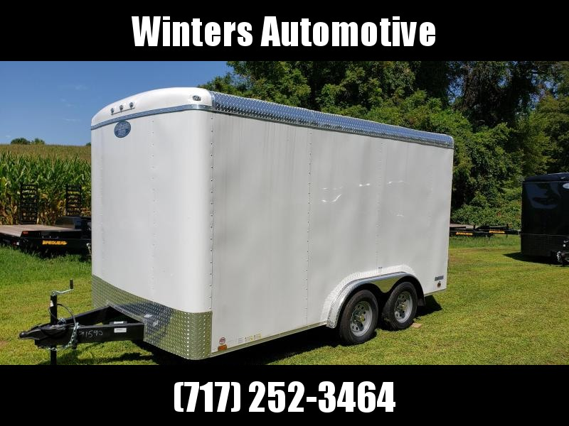2020 Continental Cargo TW8x14TA2 Enclosed Cargo Trailer