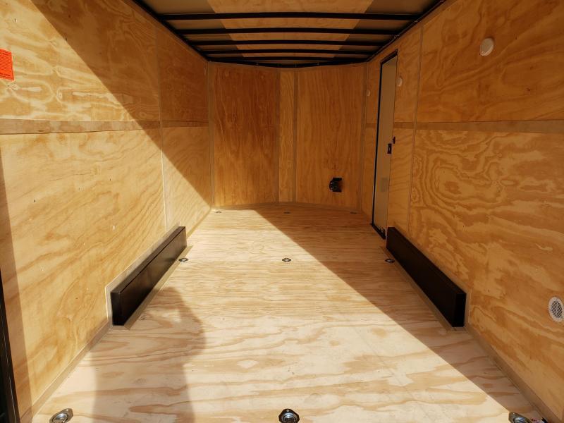 2020 Continental Cargo VHW716TA2 Enclosed Cargo Trailer