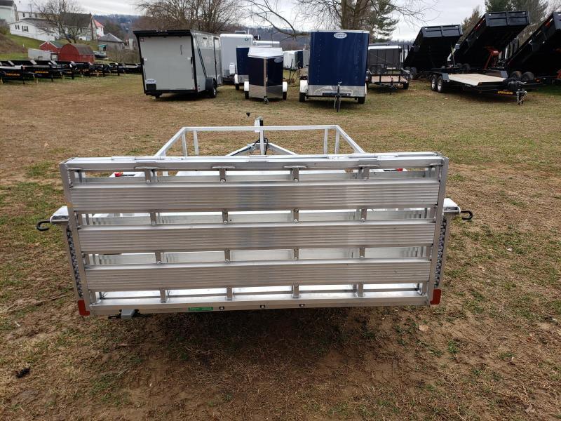 2020 Rance Rough Rider RRU5510SA Utility Trailer