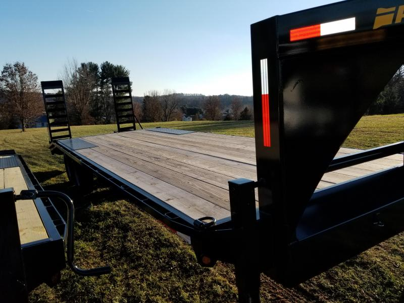 2019 Pequea GOOSENECK DECKOVER Equipment Trailer