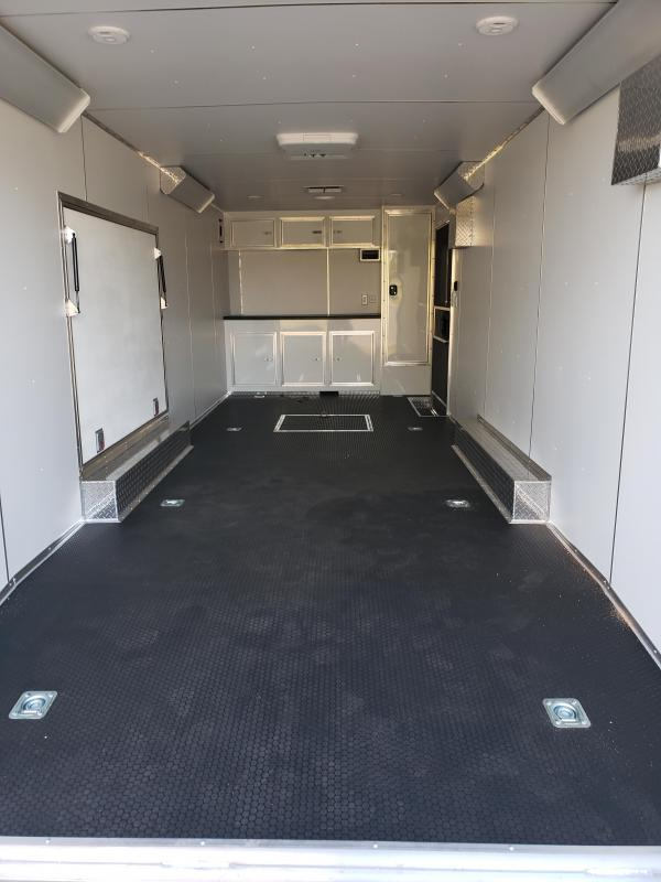 2020 Lightning Trailers LTFCH824TA3 Car / Racing Trailer